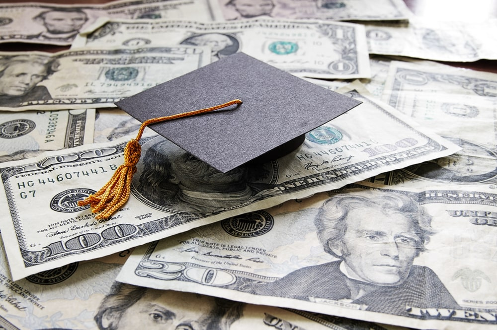 education and money